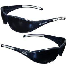 Seattle Seahawks NFL Wrap Sunglasses