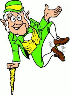 High-Kicking Leprechaun