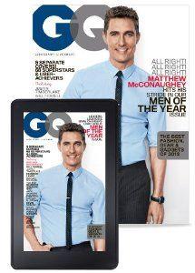 GQ All Access: Amazon.com: Magazines