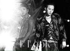 Big Bang | G-Dragon [Kwon Ji Yong] x Taeyang | 1st Look Magazine x MAMA 2014 in Hong Kong, Volume 82