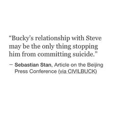 File this under things about Bucky Barnes that make me sad