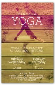 Yoga class event flyer poster template   Fitness Events   Pinterest     yoga flyer photo   Google Search