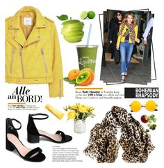 """""""Alle on Board!"""" by irixiketa ❤ liked on Polyvore featuring MANGO, Black and Clinique"""