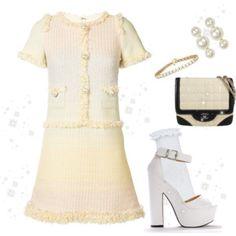 ♡ Chanel Oberlin Look: Classy ♡