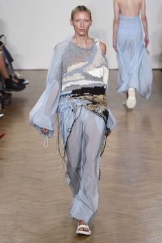 Pringle Of Scotland Spring/Summer 2018 Ready-To-Wear Collection