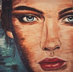 Halloween Face Makeup, Portrait, Tattoos, Painting, Draw, Oil, Tatuajes, Men Portrait, Tattoo