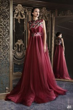 Rami Kadi Haute Couture | S/S 2013