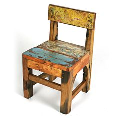 Minna Tot Chair by EcologicaMalibu on Etsy, $80.00
