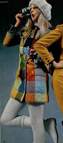 Late '60's fashion