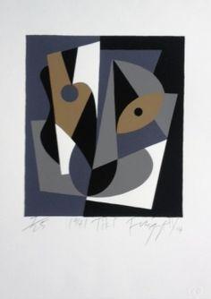 1941 Tiki by Dick Frizzell
