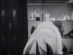 """Clip from """"Our Dancing Daughers"""",1928.  SIlent movie w/ synch soundtract.  Joan Crawford """"shimmying in front of a mirror""""."""