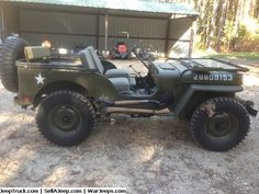 M38 MILITARY JEEP FULL RESTORATION OF 1954 M 38 JEEP. RUNS GREAT RESTORATION DONE 2011. SOLID JEEP WITH 24 VOLT ELECTRIC START FOR OLD TIMERS. MANY NEW PARTS USED TO CREATE A GREAT VEHICLE.