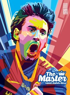 LIONEL MESSI by SUNGGING PRIYANTO | ArtWanted.com