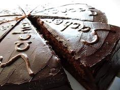 """Кулинарная книга Алии: 196. Торт """"Захер"""""""