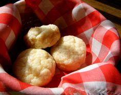 Easy Low Carb Gluten-Free Biscuits
