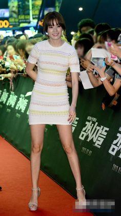 ハン・ヒョジュ 연예인 중에서 다리 제일 예쁜 듯 : 네이트판