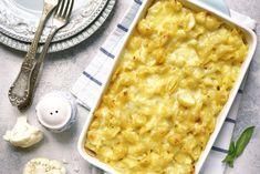 Extra sajtos, tejszínes, karfiolos tészta 40 perc alatt: krémes fogás a sütőből - Recept | Femina