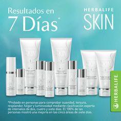 MI EXPERIENCIA HERBALIFE: Ahora podes nutrir tu piel desde afuera!!! Linea d...