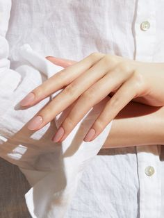 Want some ideas for wedding nail polish designs? This article is a collection of our favorite nail polish designs for your special day. Read for inspiration Nail Polish Designs, Acrylic Nail Designs, Nails Design, Gel Polish, Neutral Nail Designs, Nail Art Designs, French Nails, Design Ongles Courts, Natural Looking Nails