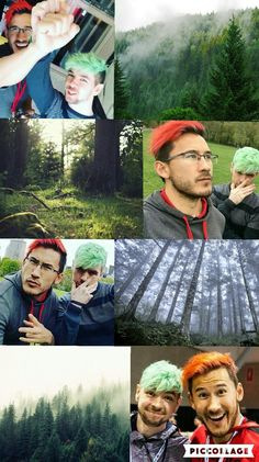 Markiplier and Jacksepticeye