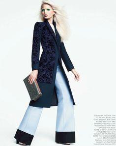 Daphne Groeneveld for Harper's Bazaar US