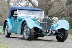 The Bugatti 57 SC Sports Tourer is valued by Bonhams in the eight figures | Bonhams