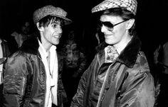 En 1976, David Bowie enregistra deux disques au château d'Hérouville. Avec son complice Iggy Pop. Sous le charme de Kuêlan, leur China Girl. Des semaines qui firent de lui une idole planétaire.