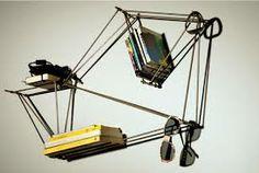 estructura metálica ligera como estantería