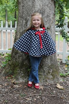 If I had a little girl!   Hey, I found this really awesome Etsy listing at http://www.etsy.com/listing/110994641/instant-download-cozy-hooded-cape-for