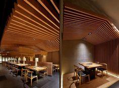 Galeri Arsitektur - Tsuruichi Yakiniku
