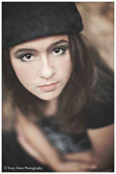 model head shot  Tracy Dann Photography