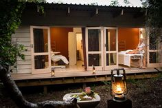 Treat yourself to a stunning spa treatment at Grootbos Reserve, Western Cape