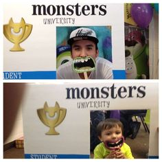 monsters inc Birthday Party Ideas | Photo 1 of 26 | Catch My Party