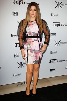 Khloe Kardashian Pumps - Khloe Kardashian Looks - StyleBistro