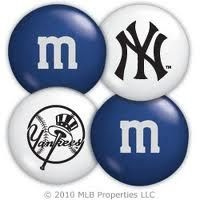 Personalized M's sports NY yankees