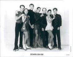 Kurt Browning, Ekaterina Gordeeva & Sergei Grinkov, Katarina Witt, Scott Hamilton, Kristi Yamaguchi, Paul Wylie - 1995 Stars on Ice