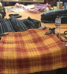 Just completed at ScotClans-Kiltmakery, order your's today