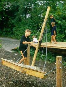 world's children: Ships, Slides, and Snails, Richter Spielgerate