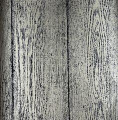 Woodgrain Wallpaper Wood effect wallpaper in pale gold on black