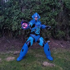 It's Hard To Believe That This Mega Man Cosplay Was Made For $50