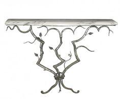 Branch Console Table   Richard Taylor DesignsRichard Taylor Designs