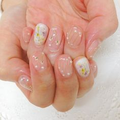 Simple Nail Art Designs That You Can Do Yourself – Your Beautiful Nails Easy Nail Art, Cool Nail Art, Summer Manicure Designs, Nail Art Designs, Nails Design, Super Nails, Flower Nails, Perfect Nails, Spring Nails