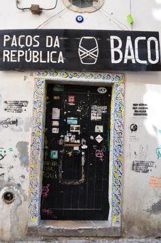 Coimbra, Portugal - Centro Antigo