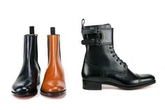 Christian Louboutin capsule collection - handmade and exclusively @ APROPOS