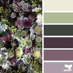 today's inspiration image for { flora palette } is by @fairynuffflower ... thank you, Steph, for another *gorgeous* #SeedsColor photo share!
