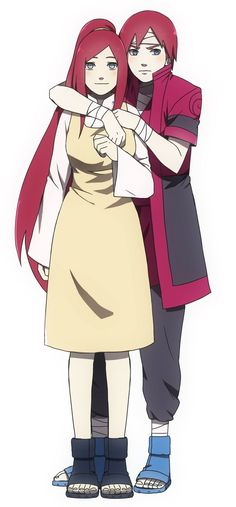 Kushina's parents {Kaya and rota uzumaki} by Rarity-Princess on DeviantArt