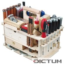 """DICK® Tool Carrier  """"Cabinet-making, Interior Work"""", Equiped"""