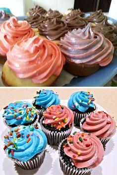 Mira nuestro recetario de cupcakes >> http://www.solopostres.com/rr4.html