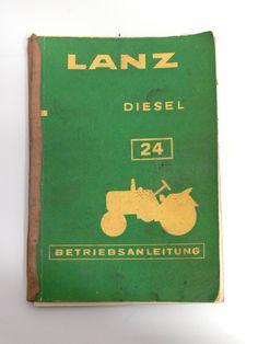 Schlepper Traktor Heinrich Lanz $70.00