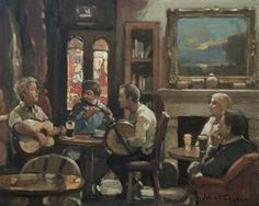 """John C. Traynor """"Sunset Kinsale, Ireland"""""""